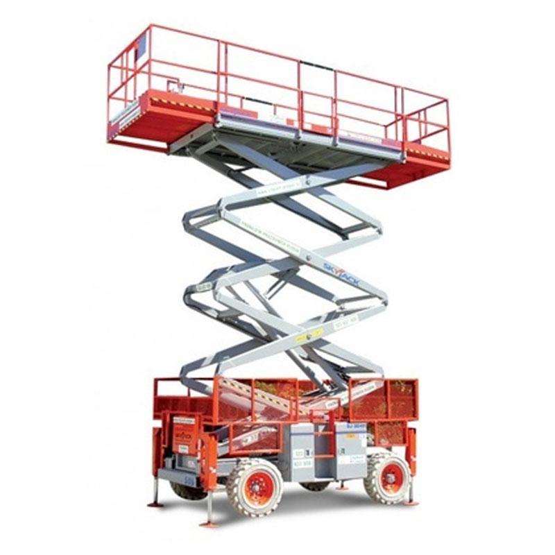 Skyjack 8841 E | Arbetshöjd 14,5m - Mr  Lift AB
